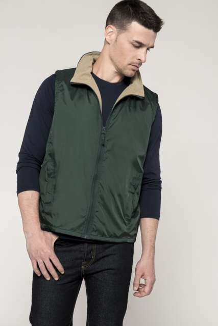 RECORD - FLEECE LINED BODYWARMER - ka679 1 - Cérnavarázs