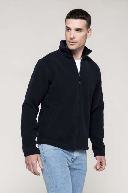 FULL ZIP MICROFLEECE JACKET - ka903 1 - Cérnavarázs