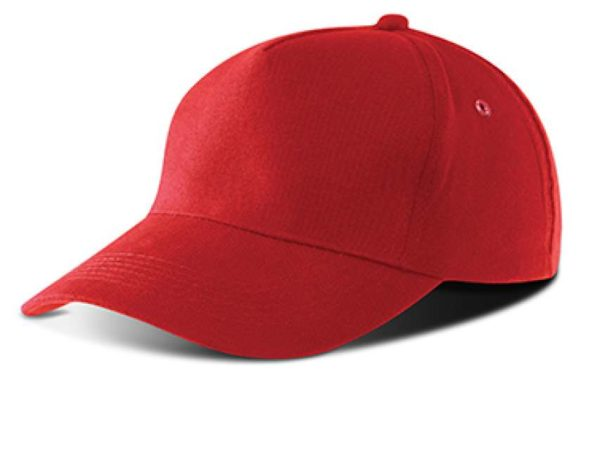 FIRST KIDS - KIDS' 5 PANEL CAP - kp041 2 - Cérnavarázs