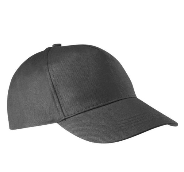 COTTON CAP - 5 PANELS - kp116 1 - Cérnavarázs