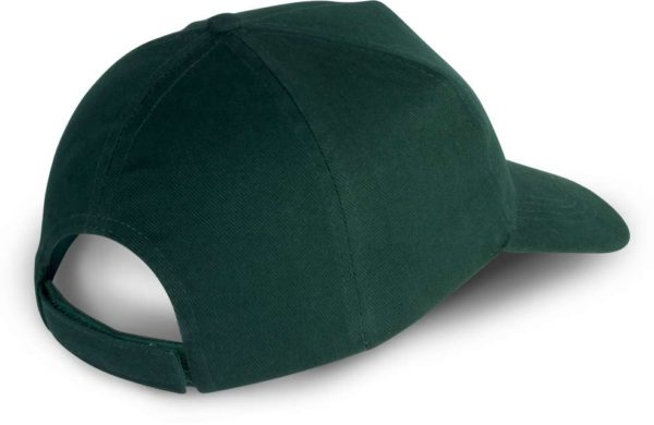 HEAVY COTTON CAP - 5 PANELS - kp162 1 - Cérnavarázs