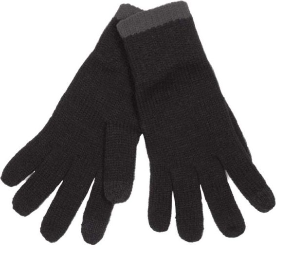 TOUCH SCREEN KNITTED GLOVES - kp425 1 - Cérnavarázs
