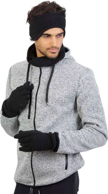 FLEECE NECK WARMER - kp875 2 - Cérnavarázs