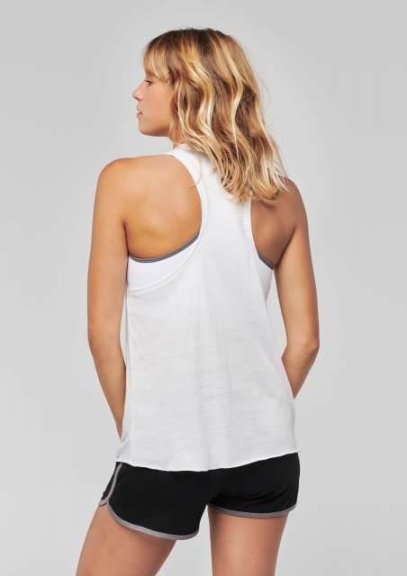 LADIES' SPORTS TANK TOP - pa4009 4 - Cérnavarázs