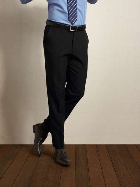 MEN'S TAILORED POLYESTER TROUSERS - pr526 1 - Cérnavarázs