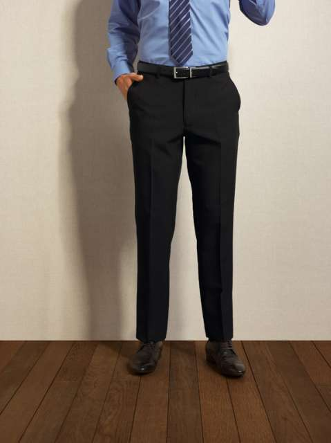 MEN'S TAILORED POLYESTER TROUSERS - pr526 2 - Cérnavarázs