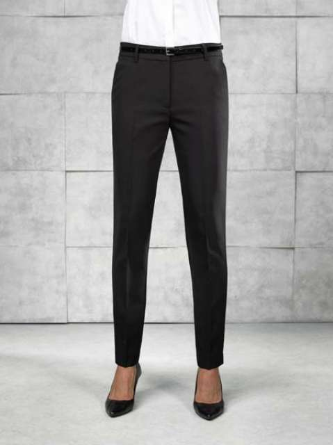 LADIES' LONG TAPERED LEG TROUSER - pr538l 3 - Cérnavarázs