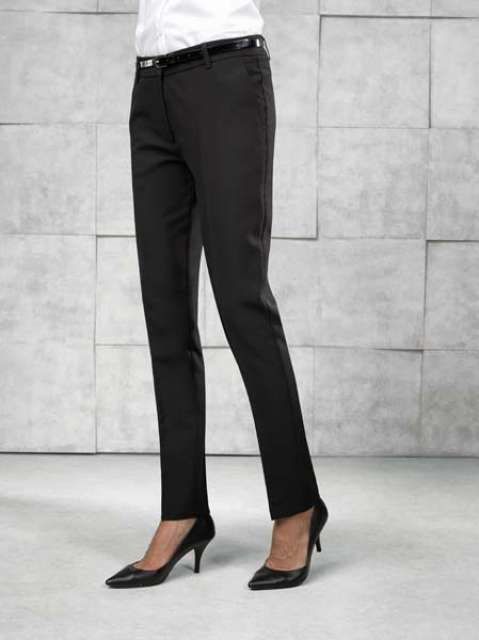 LADIES' LONG TAPERED LEG TROUSER - pr538l 4 - Cérnavarázs