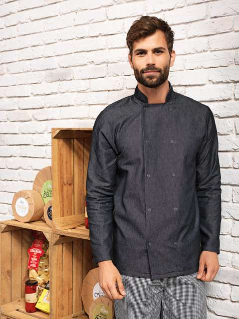 CHEF'S DENIM JACKET - pr660 2 - Cérnavarázs