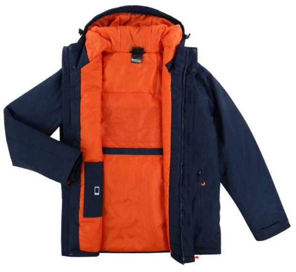THERMOGEN WATERPROOF HEATED JACKET - retra210 5 - Cérnavarázs