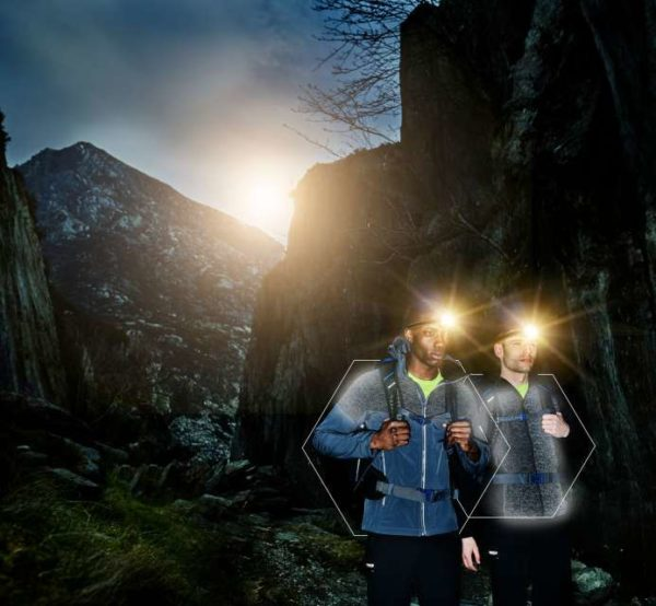 X-PRO DROPZONE II - REFLECTIVE LAYER SOFTSHELL - retra601 1 - Cérnavarázs