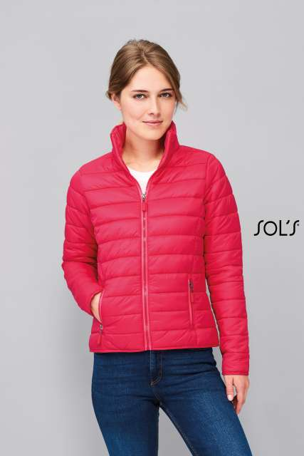 RIDE WOMEN - LIGHT PADDED JACKET - so01170 1 - Cérnavarázs