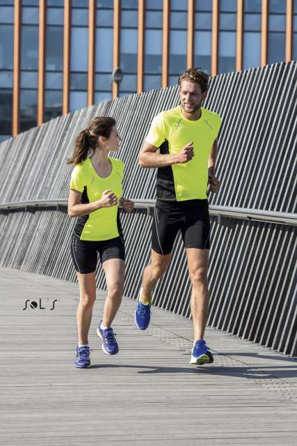 SYDNEY WOMEN - SHORT SLEEVE RUNNING T-SHIRT - so01415 3 - Cérnavarázs