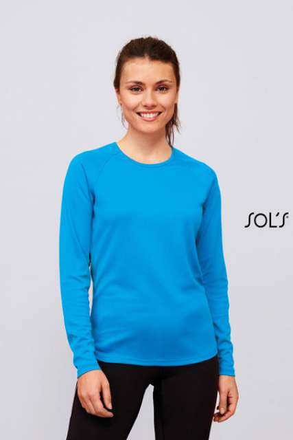 SPORTY LSL WOMEN - LONG SLEEVE SPORTS T-SHIRT - so02072 1 - Cérnavarázs