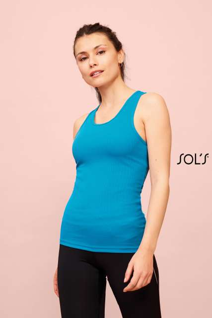 SPORTY TT WOMEN - SPORTS TANK TOP - so02117 1 - Cérnavarázs