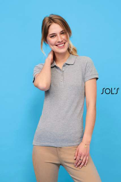 PEOPLE - WOMEN'S POLO SHIRT - so11310 2 - Cérnavarázs