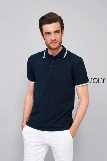 PRACTICE -  MEN'S POLO SHIRT - so11365 3 - Cérnavarázs