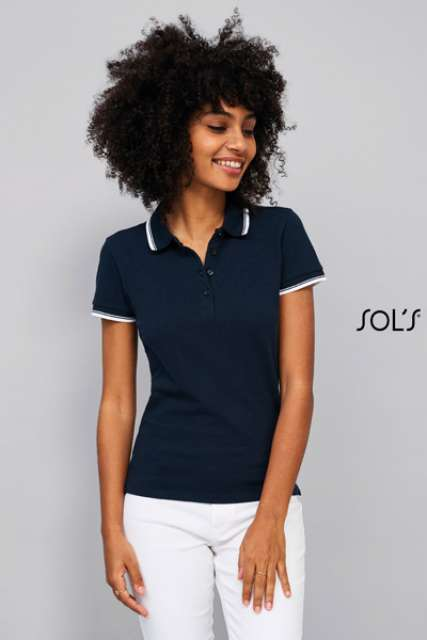 PRACTICE - WOMEN POLO SHIRT - so11366 3 - Cérnavarázs