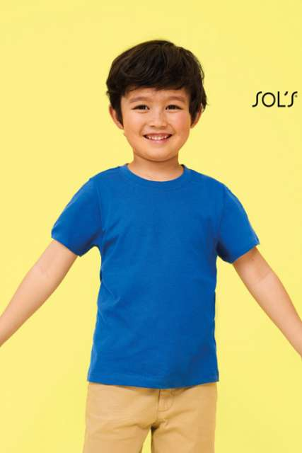 REGENT KIDS - ROUND NECK T-SHIRT - so11970 2 - Cérnavarázs