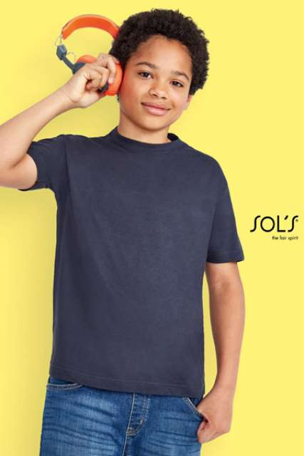 REGENT KIDS - ROUND NECK T-SHIRT - so11970 3 - Cérnavarázs